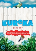 Eureka: The Complete Second Season by Andrew…