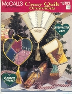 Crazy Quilt Ornaments by McCall's…