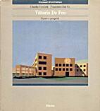 Vittorio De Feo, Opere e Progetti (Documenti…