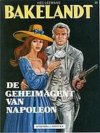 Bakelandt 33: De geheimagent van Napoleon by…