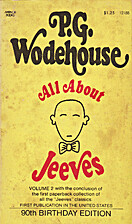 All About Jeeves by P. G. Wodehouse