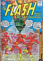 The Flash [1959] #144 by Gardner F. Fox