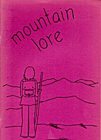 Mountain Lore by Pam McArthur