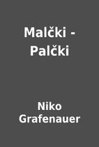 Malčki - Palčki by Niko Grafenauer