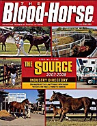 The Blood Horse Stallion Register by The…
