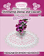 Shimmering Doilies and Coasters by Ferosa…