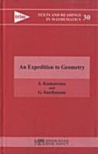 An Expedition to Geometry by S. Kumaresan