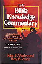 The Bible Knowledge Commentary : an…
