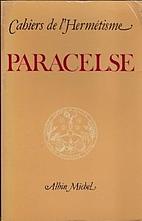 Paracelse by Lucien Braun