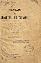 Tratado de geometria differencial by Alfredo…