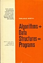 Algorithms + Data Structures = Programs by…