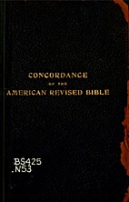 A New concordance of the American revised…