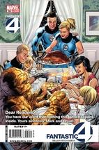 Fantastic Four [1961] #564 by Mark Millar