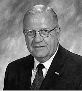 Author photo. Dennis M. Drew [credit: Maxwell Air Force Base]