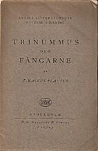 Trinummus by Titus Maccius Plautus