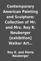 Contemporary American Painting and…