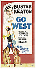 Go west by Buster Keaton
