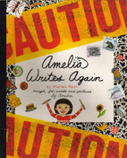 Amelia Writes Again by Marissa Moss
