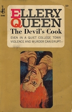 The devil's cook by Ellery Queen