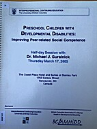 Preschool Children with Developmental…
