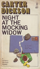 Night at the Mocking Widow by Carter Dickson