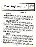 The Informant: A Consumer Newsletter for…