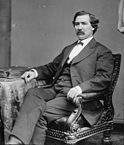 Author photo. Brady-Handy Collection, c1860-1875; Library of Congress