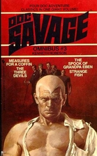 Doc Savage Omnibus #3: Measures for a Coffin…