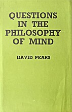 Questions in the philosophy of mind by David…