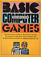 BASIC Computer Games: Microcomputer Edition…