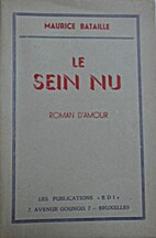 Le sein nu by Maurice Bataille