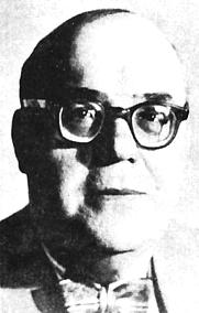 Author photo. Ventura Garcia Calderón, around 1940