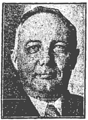 Author photo. By Anonymous photographer, not identified anywhere - Newspaper Lübecker Volksbote, No. 112, 1 June 1933, Public Domain, <a href=&quot;https://commons.wikimedia.org/w/index.php?curid=15393377&quot; rel=&quot;nofollow&quot; target=&quot;_top&quot;>https://commons.wikimedia.org/w/index.php?curid=15393377</a>
