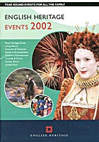 English Heritage Events 2002 by English…