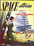 Space Stories, December 1952 by Samuel Mines