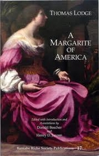 A Margarite of America (1596) by Thomas…