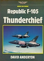 Republic F-105 Thunderchief (Osprey air…