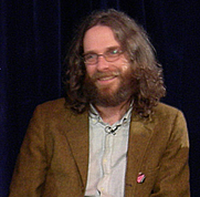 Author photo. Photo by Joe Mabel (Wikimedia Commons)