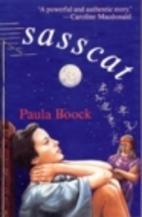 Sasscat by Paula Boock