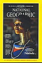 National Geographic Magazine 1986 v169 #2…