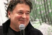 Author photo. Leon de Winter, Frankfurt Book Fair 2013