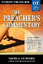 The Preacher�s Commentary Series, Volume 16:…
