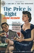 The Price is Right by Jerome Weidman