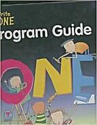 Write One Program Guide Language Series…
