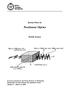 Lecture Notes on Nonlinear Optics by…