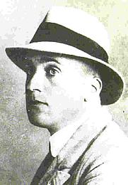 Author photo. Nescio, J.H.F. Grönloh, in 1917