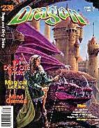 Dragon Magazine No. 239 by Dave Gross