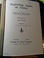 Beginning Again at Ararat by Mabel Evelyn…