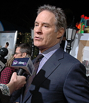 Author photo. Kline at the premiere of No Strings Attached, January 11, 2011 [source: Gordon Vasquez of RealTVfilms]