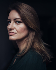 Author photo. Katy Tur/by Sasha Arutyunova for The New York Times
